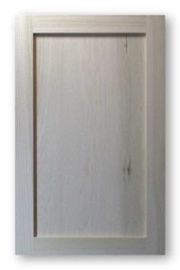 Shaker Style Cabinet Door Made From Poplar Wood