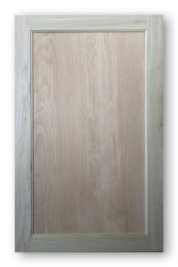 Inset Veneer Panel Cabinet Door